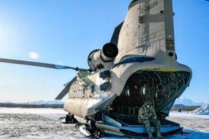 NATO bắt đầu xây dựng căn cứ không quân ở Bắc Cực