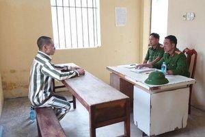 Đã bắt được phạm nhân giết người bỏ trốn khỏi trại giam ở Lâm Đồng