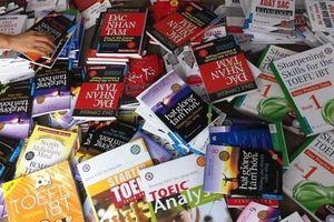 Chuyển cơ quan điều tra vụ phát hiện hơn 40.000 cuốn sách giả ở Hà Nộ