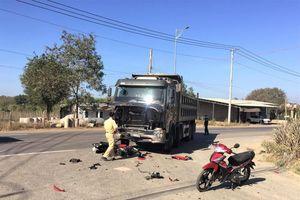 Bà Rịa - Vũng Tàu: 2 vụ tai nạn gần nhau, 1 người chết