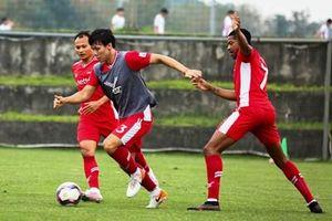 Viettel FC quyết tâm giành chiến thắng trước B.Bình Dương