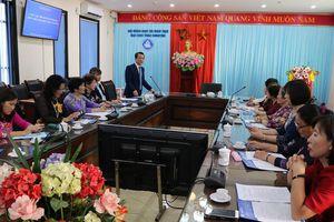 Các nhà nữ khoa học CLB Kovalevskaia thăm và làm việc tại Đại học Thái Nguyên