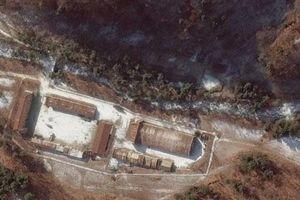 Ảnh vệ tinh làm lộ việc Triều Tiên cố giấu nơi cất vũ khí hạt nhân?