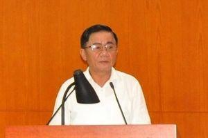 Giới thiệu Chủ nhiệm Ủy ban Kiểm tra TƯ ứng cử đại biểu Quốc hội khóa XV