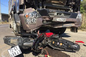 2 vụ tai nạn liên tiếp xảy ra tại cùng một địa điểm khiến một người tử vong