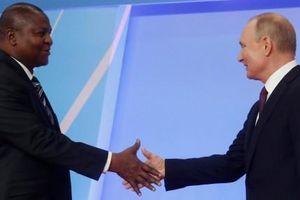 Nga mở rộng hiện diện quân sự tại châu Phi