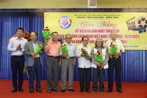 Kỷ niệm 68 năm Ngày thành lập ngành Điện ảnh Việt Nam