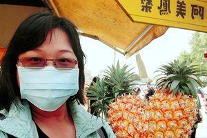 Đài Loan bùng nổ 'cơn sốt dứa'