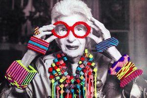 Nữ người mẫu 100 tuổi