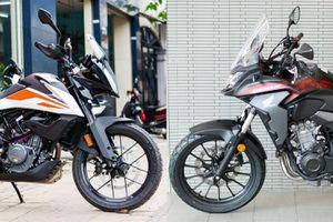 Xế phượt tầm 200 triệu đồng, chọn Honda CB500X hay KTM 390 Adventure