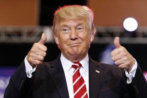 Ông Trump được vinh danh là 'tổng thống vĩ đại nhất' ở bang Alabama