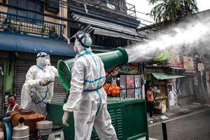 Philippines phát hiện ca đầu tiên mắc biến chủng siêu lây nhiễm P1