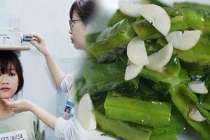 Loại rau có thể thay thế 3 ly sữa/ ngày, dồi dào canxi, tăng chiều cao tối đa