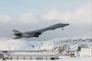 Mỹ đưa 'Hiệp sỹ bóng đêm' B-1B tới Bắc Cực khiêu khích Nga