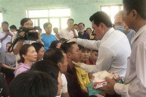 Quảng Ngãi dừng mời và cấp phép khám chữa bệnh cho ông Võ Hoàng Yên