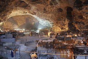 Ngắm những hang động bí ẩn khắp thế giới