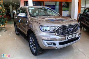 Những mẫu xe nhập khẩu được giảm giá tại Việt Nam trong tháng 3