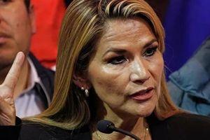Cựu nữ Tổng thống Bolivia Agnes bị bắt vì tội phản quốc