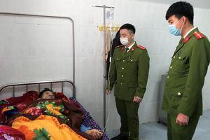 Lạng Sơn: Bắt giữ đối tượng dùng dao chém 4 người bị thương