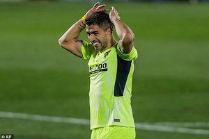 Getafe 0-0 Atletico Madrid: Nguy cơ hiển hiện