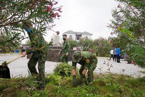 TP Móng Cái: Gắn biển công trình kỷ niệm 90 năm Ngày thành lập Đoàn TNCS Hồ Chí Minh