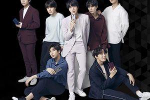 7 chàng trai Hàn Quốc soán ngôi Mỹ và Anh Quốc