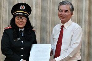 Bà Nguyễn Thị Thanh Thủy làm Phó chánh Thanh tra TP.HCM