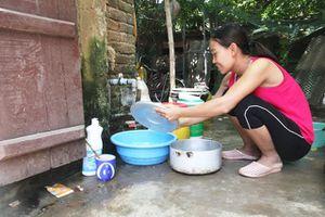 Hơn 67.000 hộ dân Hà Nội được Ngân hàng thế giới hỗ trợ cấp nước sạch
