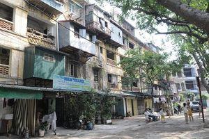 Nút thắt cải tạo chung cư cũ: Vẫn chờ được tháo gỡ