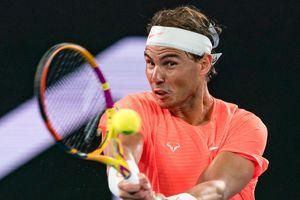 Nadal chính thức không tham dự giải ATP Dubai Duty Free