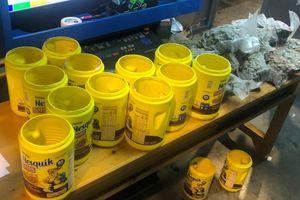 Bắt giữ hơn 5,8 kg thảo mộc khô nghi vấn là cần sa