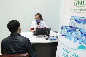 Thử nghiệm vắc-xin Covid-19 thứ 2 do Việt Nam sản xuất