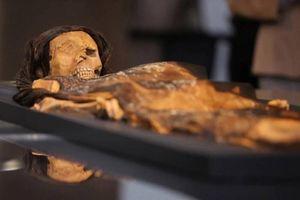 Bí ẩn xác ướp phụ nữ 1.600 tuổi có nhiều hình xăm