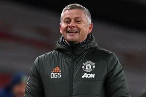 Man United chuẩn bị chốt tương lai của HLV Ole Solskjaer