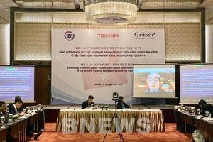 Việt-Nhật hợp tác phát triển năng lượng bền vững ở tiểu vùng Mekong