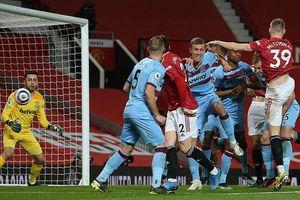 Kết quả MU 1-0 West Ham: Quỷ đỏ được 'tặng' 3 điểm