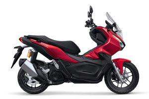 Honda ADV 150 2022 trình làng: Bổ sung thêm phanh đĩa sau, giá gần 100 triệu đồng