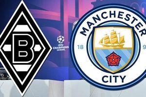 Đối đầu với Manchester City, Borussia Monchengladbach chờ đợi phép màu, trực tiếp trên VTVcab ON