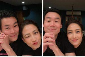 Taew Natapohn khoe ảnh tình tứ kỉ niệm 10 tháng yêu nhau bên cạnh bạn trai đại gia