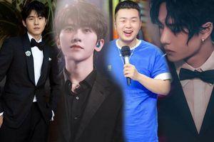 Nam idol 30 triệu fan bị nghi hẹn hò, dân mạng gọi loạt sao Hoa ngữ: Vương Nhất Bác bị 'réo tên'