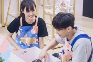 Trịnh Sảng - Trương Hằng hẹn nhau trên sóng livestream của Baidu