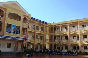 Đầu tư xây dựng trường tiểu học, THCS tại các xã, phường, thị trấn