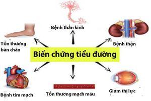 Ngăn ngừa biến chứng bệnh đái tháo đường