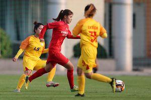 Giải bóng đá nữ U19 quốc gia 2021 sẽ khai mạc ngày 16-3