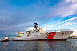 Mỹ triển khai tuần duyên chống tàu Trung Quốc vơ vét trên biển