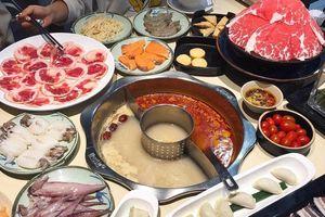 Ăn buffet hải sản ở Vũng Tàu