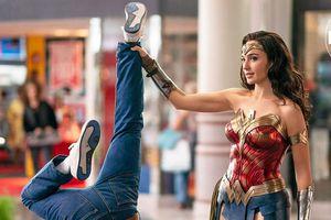 'Xin chào, Lý Hoán Anh' muốn phá kỷ lục của bom tấn 'Wonder Woman'