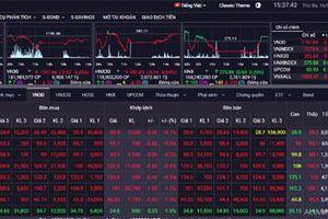 Chứng khoán chiều 16/3: ROS và FLC thanh khoản vượt trội nhưng VN-Index vẫn mất điểm