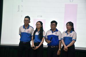 Sinh viên 6 trường đại học chia sẻ ý tưởng thân thiện với môi trường
