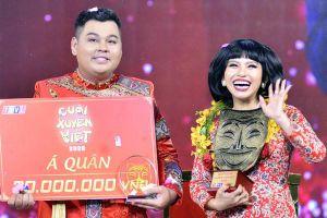 Ngọc Phước đăng quang quán quân Cười xuyên Việt 2020